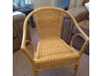 Various Furniture, Wicker Chair, DVD Units, Filing Unit, Nest of Tables etc