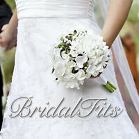 Professional Wedding Dress Alterations - BridalFits.Com