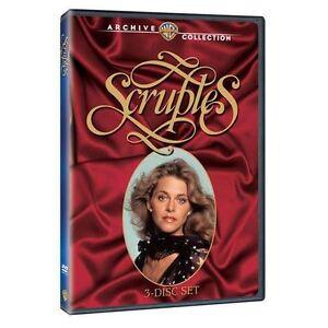 Scruples - DVD - 3-Disc Set - Lindsay Wagner - TV Mini Series (MOD DVD-R)