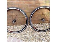 Track Bike Wheels