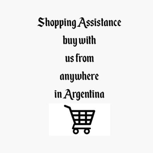 Comprador de servicios de compras personales en Argentina compramos