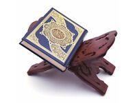 Experienced, Qualified, Quran and Tajweed Tutor / Arabic Language / Islamic Studies Teacher