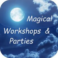 Magical Workshops & Psychic Parties
