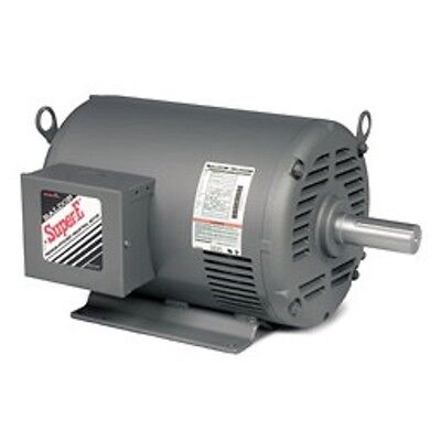 Ehm3313t-8 10 Hp 1770 Rpm 200 V Only New Baldor Electric Motor