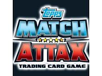 Wanted: MATCH ATTAX EXTRA CODES