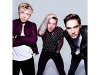 2 Seated Busted Tickets Belfast waterfront