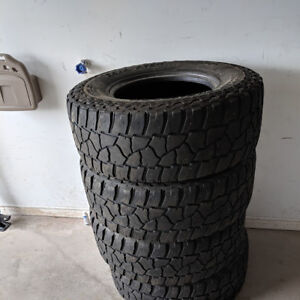 "Mickey Thompson 35"" tires"