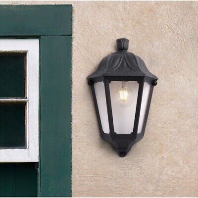 outdoor wall light - Available In Black Or White. FREE DELIVERY!!