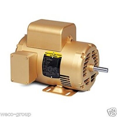 El11304 12 Hp 1725 Rpm New Baldor Electric Motor Old L1304