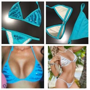 Veve Blue Sequent Photo Shoot Bikini Robina Gold Coast South Preview