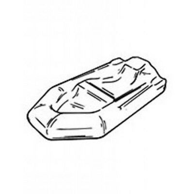 Mercury Inflatable Boat Cover fits 260, 270 & 280
