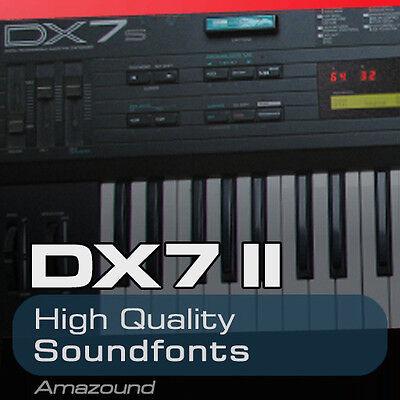 Software, Loops & Samples - Yamaha Dx7