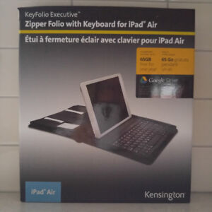 Étui-Clavier IPad Air: Kensington Executive