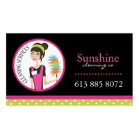 Sunshine Cleaning Co