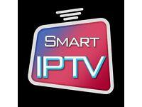 Smart IPTV, Firestick, Android TV, Mag box, Zgemma, Apple, Samsung, LG, Sony, Free Trial, Sales