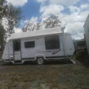 CARAVAN ALL ALLUMINUM  by AVAN-  POP TOP -2004- Kingaroy South Burnett Area Preview