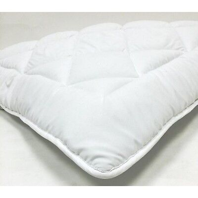 Cal King Waterbed  Alternative Mattress Pad w/Anchor Straps New
