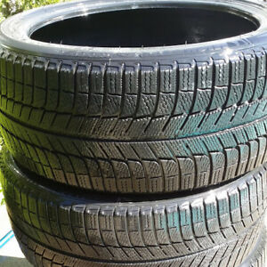 Winter Tires Michelin X Ice 245/40R19 For Sale Also Winter Mats
