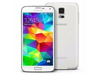 Sim Free Samsung Galaxy S5 White 16GB