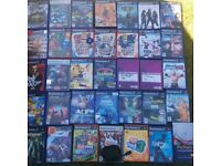For sale ps2 with over 50 games