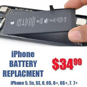 iPhone, iPad, iPod Repair Services