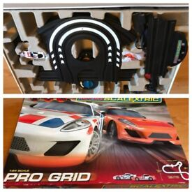 🏎£20.00🏎 Scalextric G1102 Micro Scalextric Pro Grid Set New 1:64 Scale, used once
