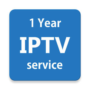 One year iptv service and Mag322 w1 iptv