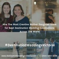 Consult the Best Destination Wedding Planners in Canada