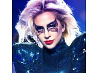 Lady Gaga - Standing Tickets - Manchester Arena - Tuesday 17th October - £100 each.