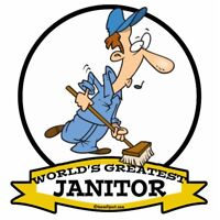 Janitor for Hire