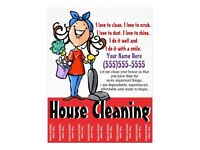 Looking for Cleaning or Domestic/Housekeeping work