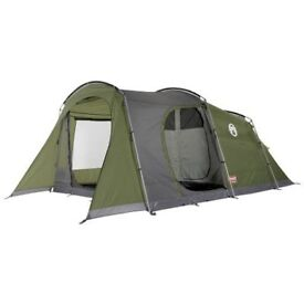 Coleman family tent sleeps 5 ,excellent condition only used a couple of times .