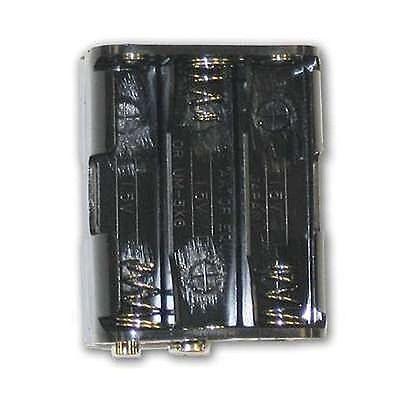 9V (6 x AA Cell) Battery Holder for White's Metal Detector