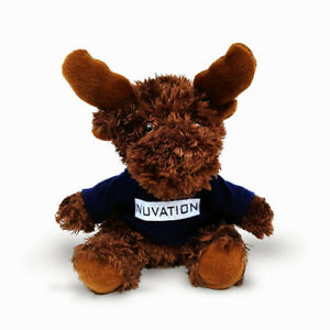 Moose 7 inch Plush Toy Stuffed Animal