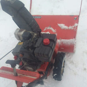 "MTD 12hp 33"" snowblower"