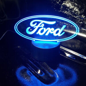LED  FORD  DESK LITE