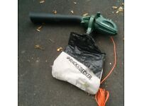 Black & Decker MasterVac Leaf blower