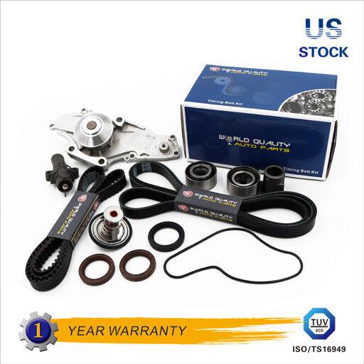 Timing Belt Kit Water Pump For 2003-2014 Acura Honda