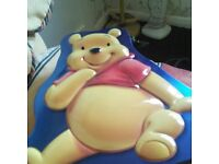 WINNE THE POOH BISCUIT TIN