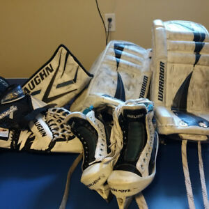 Hockey Junior Goalie Equipment (not willing to sell seperate)