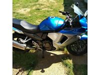 Suzuki GSX650F 650cc 6600 miles from new, factory standard condition must see