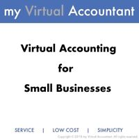 my Virtual Accountant - accounting for small businesses