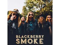 BLACKBERRY SMOKE - DOWNSTAIRS STANDING - CAMDEN ROUNDHOUSE - TUES 28/03 - £35!
