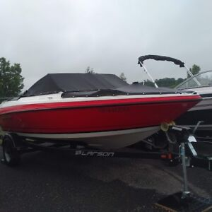 2014 Larson LX 205 S