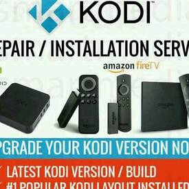 ANDROID BOX / FIRESTICK / FIRE TV / SHEILD TV / OTHER DEVICES SAMEDAY SETUP/UPDATES £10