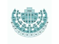 2 The Who Tickets The Hydro Glasgow 29th August BLOCK 006 In Hand