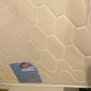Bindal single mattress box and mattress, New