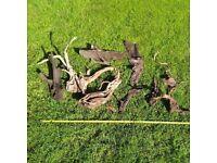 Aquarium bog wood for sale