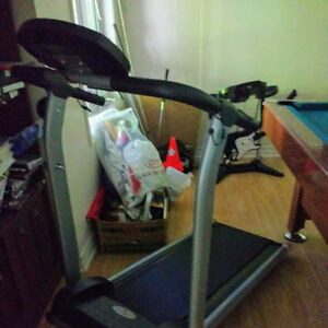 Like New Magnetic Treadmill