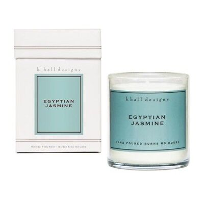 K Hall Designs 60-Hour Vegetable Wax Candle - Egyptian -